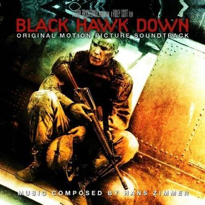 Cover art for Black Hawk Down