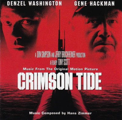 Cover art for Crimson Tide (Music From The Original Motion Picture)