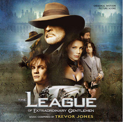Cover art for The League of Extraordinary Gentlemen