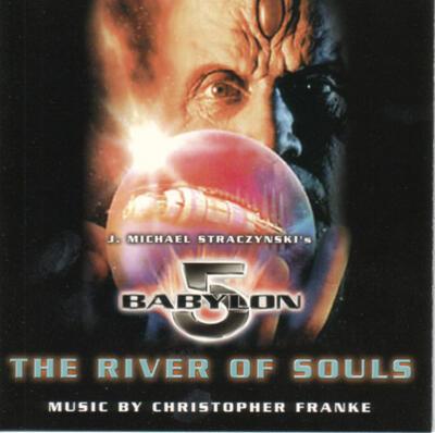 Cover art for Babylon 5: The River of Souls