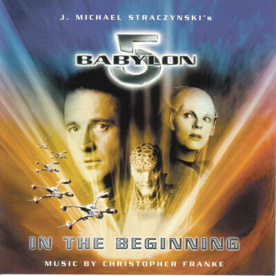 Cover art for Babylon 5: In The Beginning