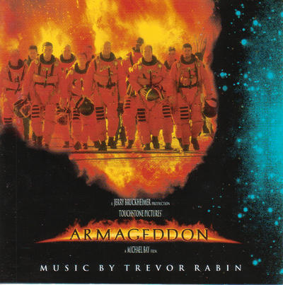 Cover art for Armageddon