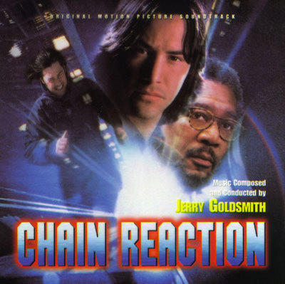 Cover art for Chain Reaction