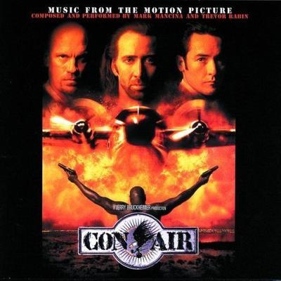 Cover art for Con Air (Original Motion Picture Soundtrack)