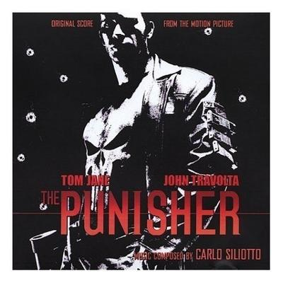 Cover art for The Punisher