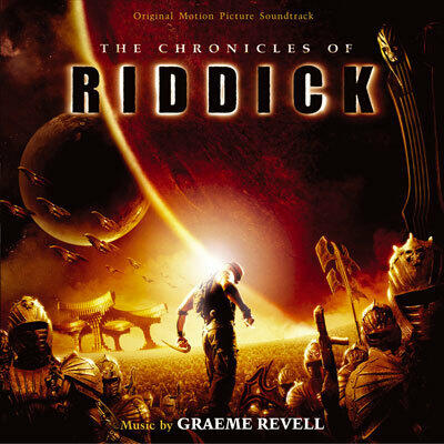 Cover art for The Chronicles Of Riddick