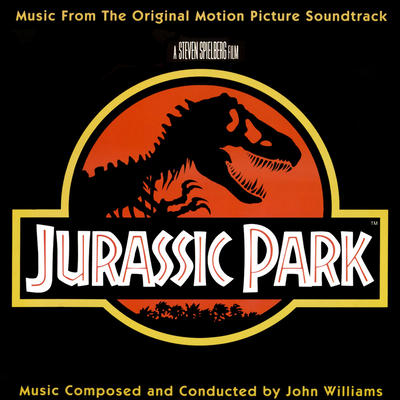 Cover art for Jurassic Park (Music From The Original Motion Picture Soundtrack)