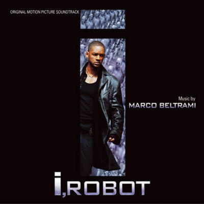 Cover art for I, Robot