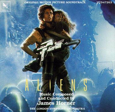 Cover art for Aliens