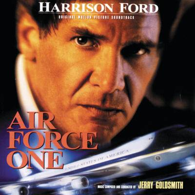 Cover art for Air Force One (Original Motion Picture Soundtrack)
