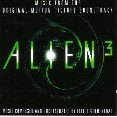 Cover art for Alien³