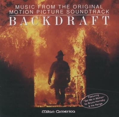 Cover art for Backdraft (Music From The Original Motion Picture Soundtrack)