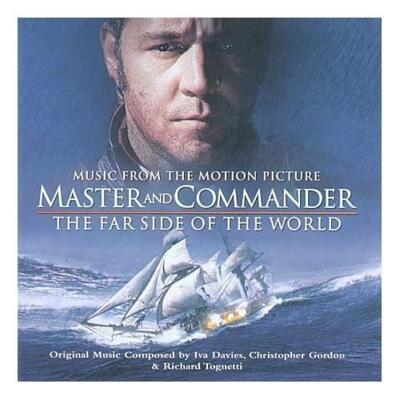 Cover art for Master & Commander: The Far Side of the World