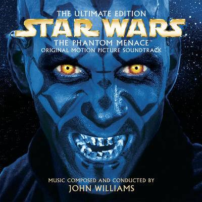 Cover art for Star Wars: Episode I - The Phantom Menace (The Ultimate Edition)