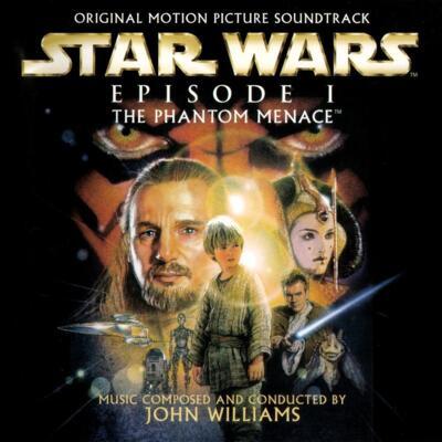 Cover art for Star Wars: Episode I - The Phantom Menace