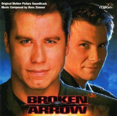 Cover art for Broken Arrow