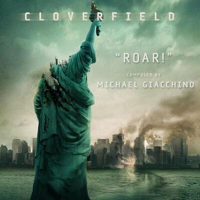"Cover art for Cloverfield - ""Roar!"""