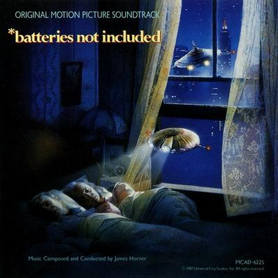 Cover art for *batteries not included