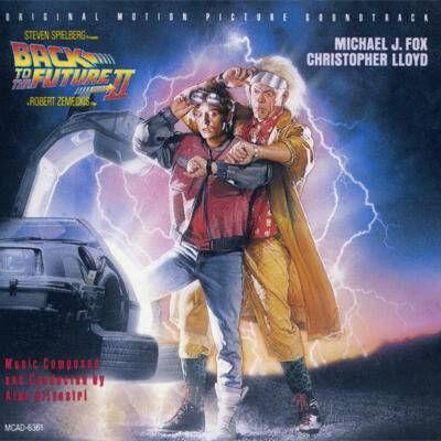 Cover art for Back to the Future Part II
