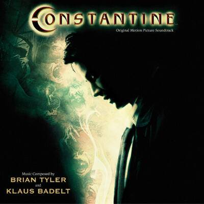 Cover art for Constantine