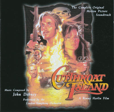 Cover art for Cutthroat Island