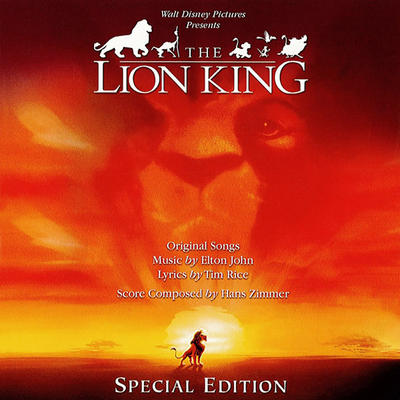 Cover art for The Lion King (Englische Version)