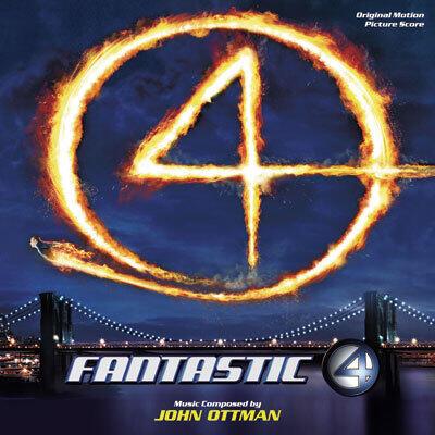 Cover art for Fantastic Four