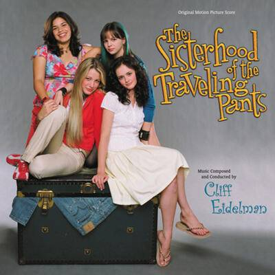 Cover art for The Sisterhood of the Traveling Pants