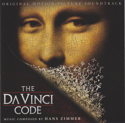 Cover art for The Da Vinci Code