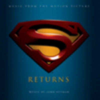 Cover art for Superman Returns