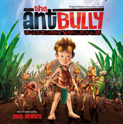 Cover art for The Ant Bully
