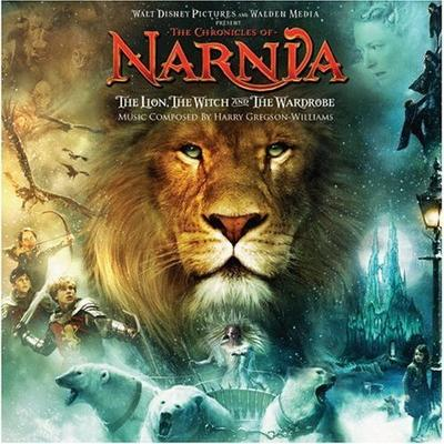 Cover art for The Chronicles of Narnia - The Lion, the Witch and the Wardrobe