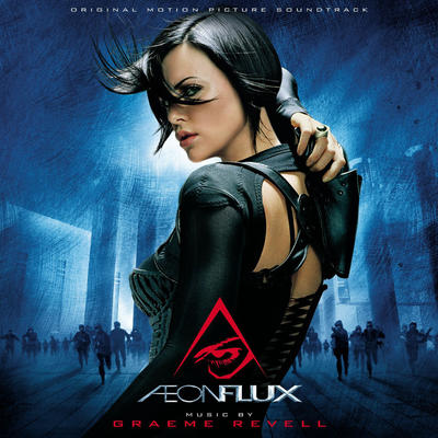 Cover art for Aeon Flux