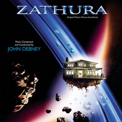 Cover art for Zathura (Original Motion Picture Soundtrack)
