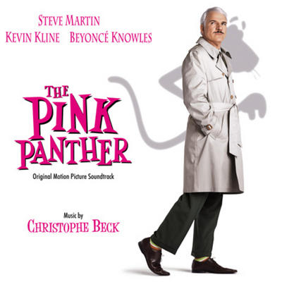 Cover art for The Pink Panther