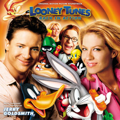Cover art for Looney Tunes: Back In Action