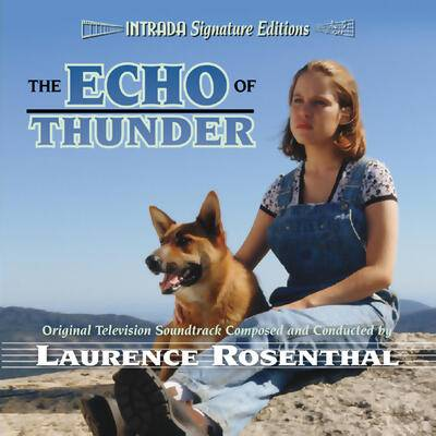 Cover art for The Echo of Thunder (Signature Edition)