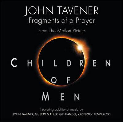 Cover art for Children of Men