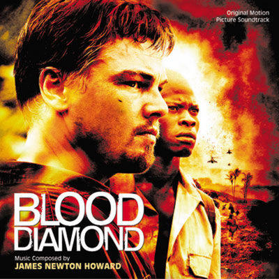 Cover art for Blood Diamond