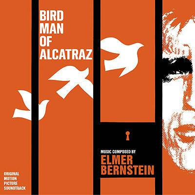 Cover art for Birdman of Alcatraz