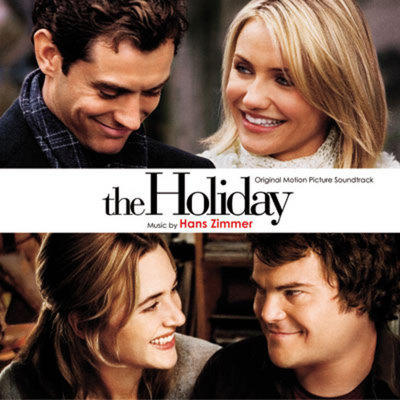 Cover art for The Holiday (Original Motion Picture Soundtrack)