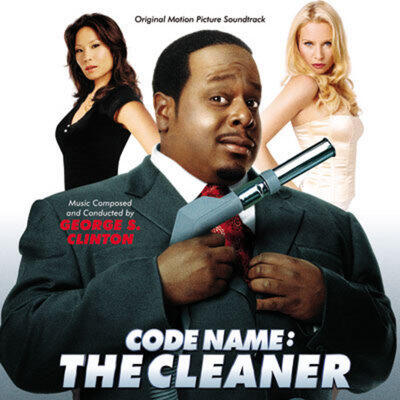 Cover art for Code Name: The Cleaner