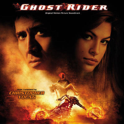 Cover art for Ghost Rider