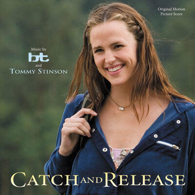 Cover art for Catch and Release (Original Motion Picture Score)