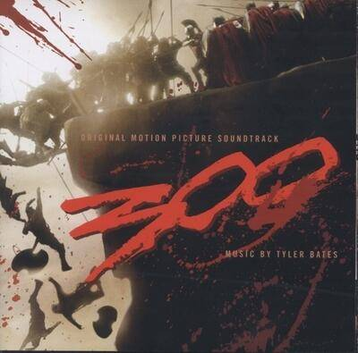 Cover art for 300
