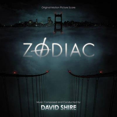 Cover art for Zodiac (Original Motion Picture Score)