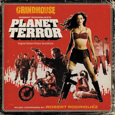 Cover art for Planet Terror