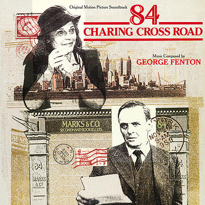 Cover art for 84 Charing Cross Road (Original Motion Picture Soundtrack)
