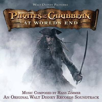 Cover art for Pirates of the Caribbean: At World's End