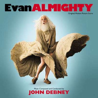 Cover art for Evan Almighty